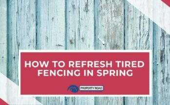 How to refresh tired fencing