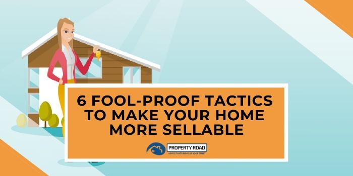Make a property more sellable