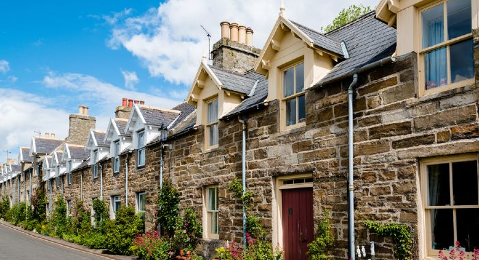 In Scotland, it is not common to prepare an inventory of a property's contents, like in England.