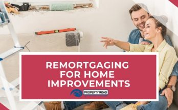 How Does Remortgaging For Home Improvements Work