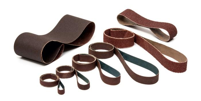 Choosing A Sanding Belt