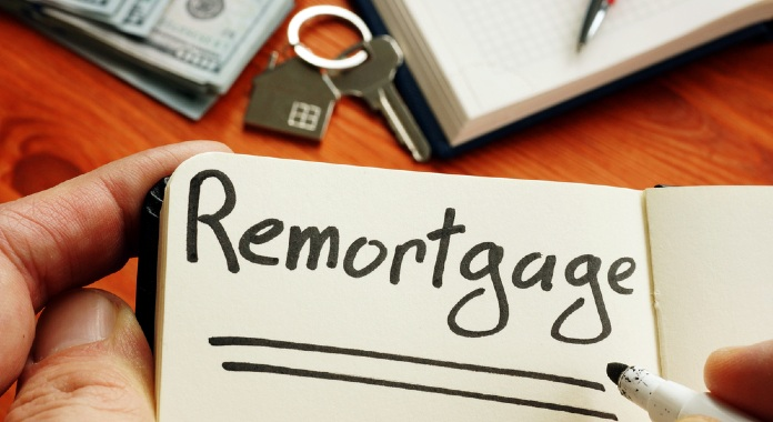 When remortgaging it is vital to show how reliable are you when it comes to repayments.